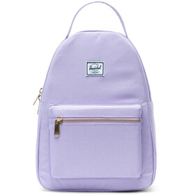 Herschel Nova Small Backpack 17l lavendula crosshatch
